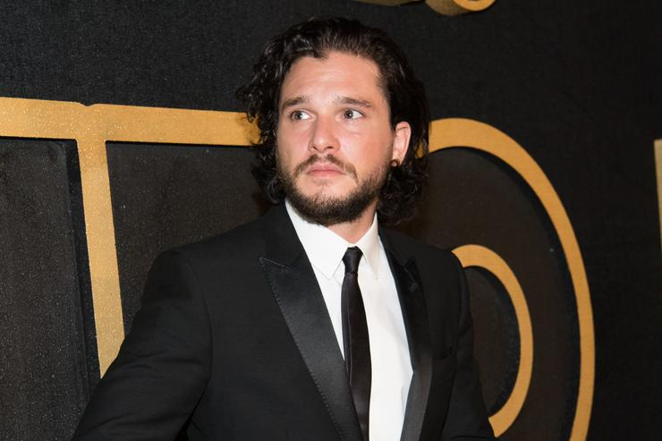 Kit Harington arrives at HBO's Post Emmy Awards Reception at the Plaza at the Pacific Design Center on September 17, 2018 in Los Angeles, California.