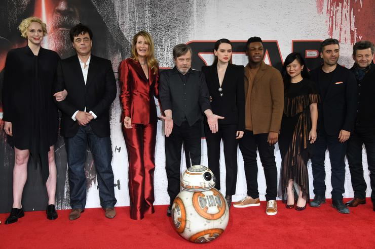 Some of The Last Jedi's haters were apparently Russian trolls