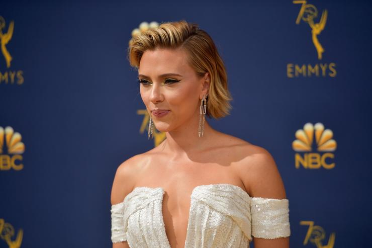 Scarlett Johansson nabs £11m payday for solo 'Black Widow' movie