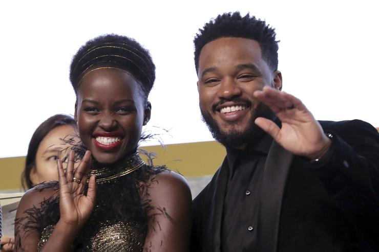 Coogler returns as writer-director of 'Black Panther 2'