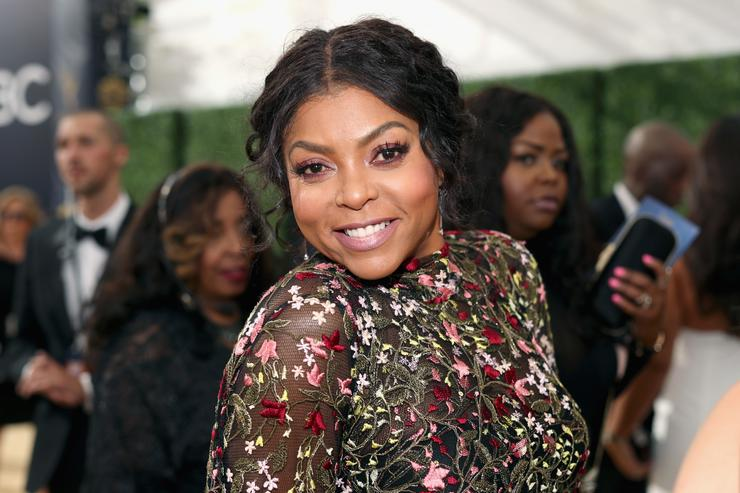 Actor Taraji P. Henson attends the 70th Annual Primetime Emmy Awards at Microsoft Theater on September 17, 2018 in Los Angeles, California.