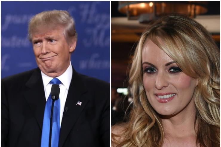 Trump Calls Stormy Daniels 'Horseface' in Gloating Twitter Post