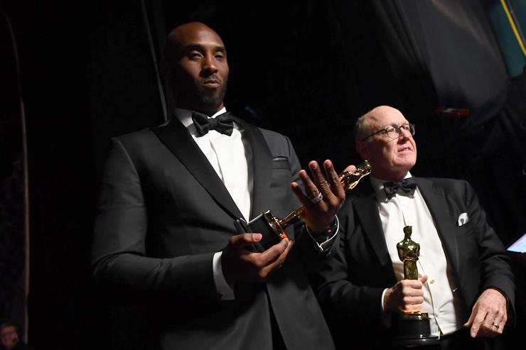 Kobe Bryant Dropped From Animation Festival Jury