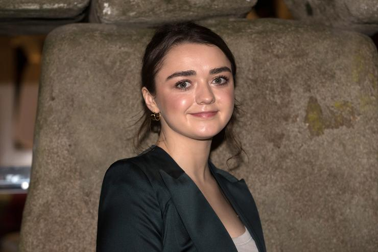 Maisie Williams Gets Real About Her Final 'Game of Thrones' Scene