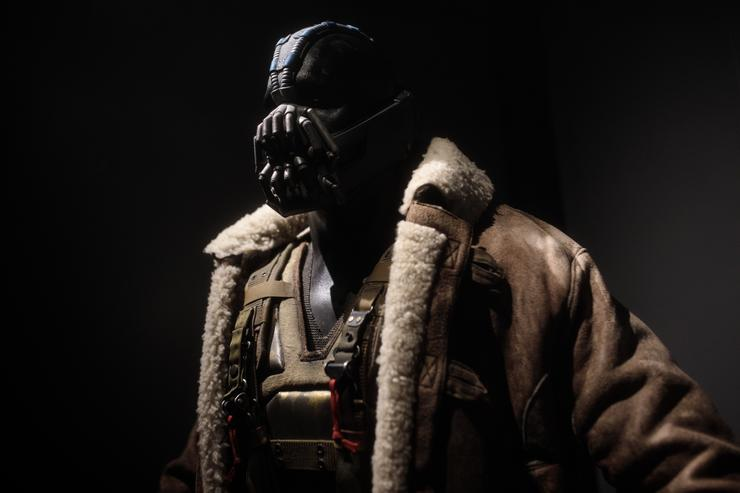 Fox's Gotham reveals the first official full look at Bane