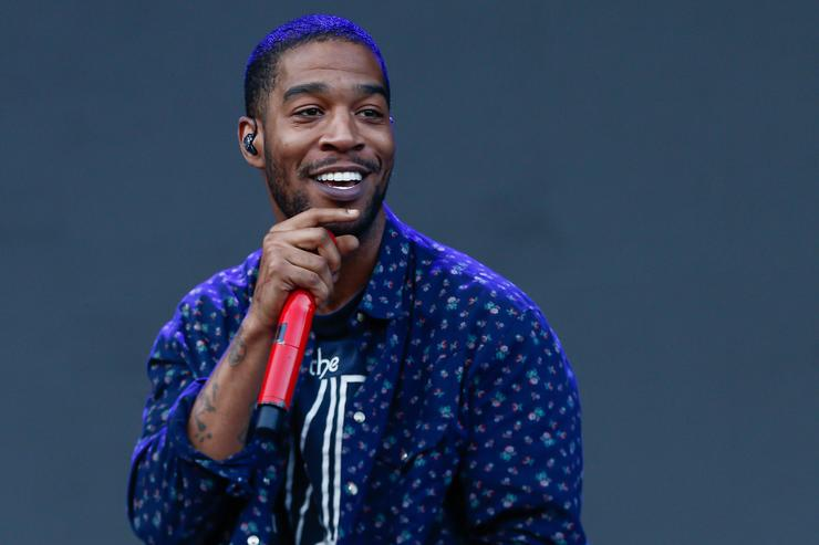 Kid Cudi performs at 2015 Lollapalooza at Grant Park on August 1, 2015 in Chicago, Illinois