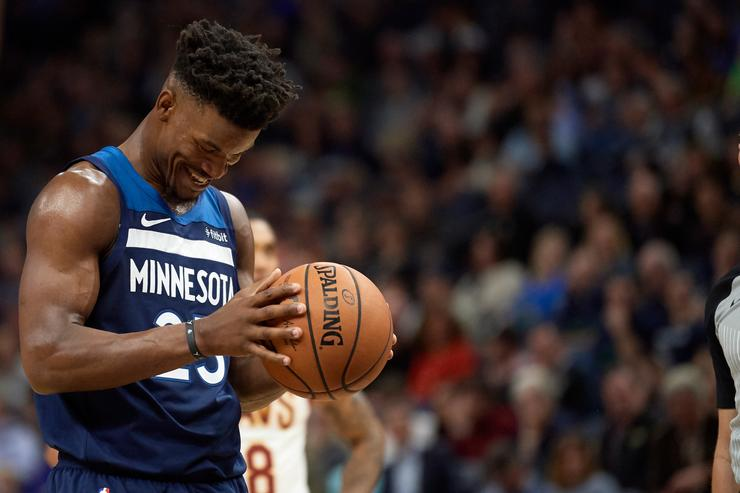 Rockets making renewed bid to acquire All-Star Jimmy Butler