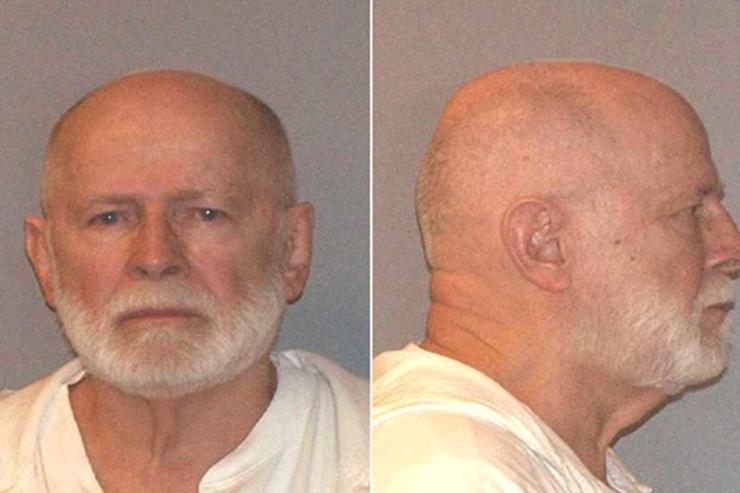James 'Whitey' Bulger mugshot in 2011.