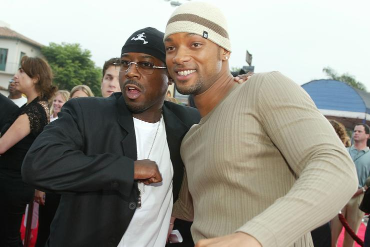 Will Smith and Martin Lawrence officially reunite for Bad Boys For Life