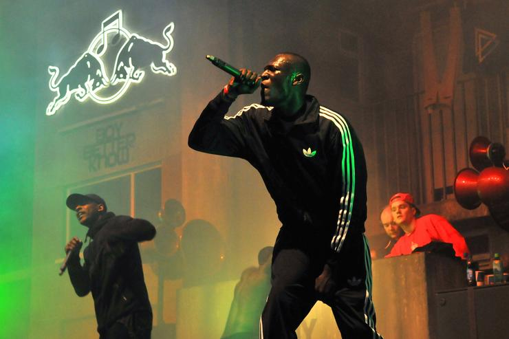 Stormzy Says Oxford University Rejected His Scholarship Program For Black Students