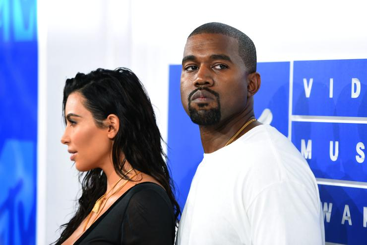 Kim and Kanye hire private firefighters to save home, neighborhood