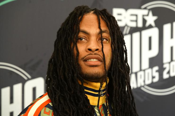 Rapper Waka Flocka attends the BET Hip Hop Awards 2017 at The Fillmore Miami Beach at the Jackie Gleason Theater on October 6, 2017 in Miami Beach, Florida.