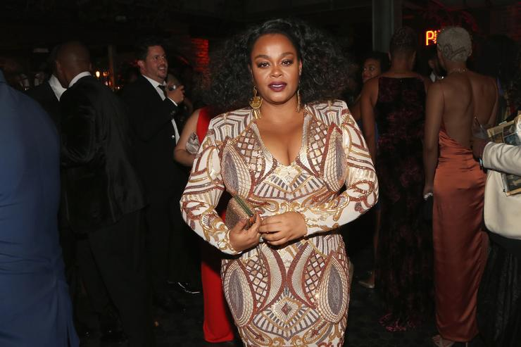 Jill Scott attends Celebrating the Culture Powered by Samsung Galaxy at Avenue on September 17, 2018 in Los Angeles, California