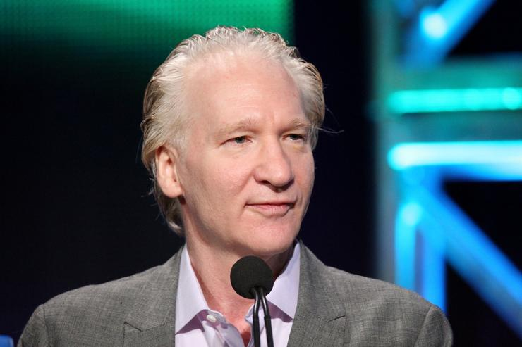 TV Host Bill Maher speaks during the HBO portion of the 2011 Summer TCA Tour held at the Beverly Hilton on July 28, 2011 in Beverly Hills, California.