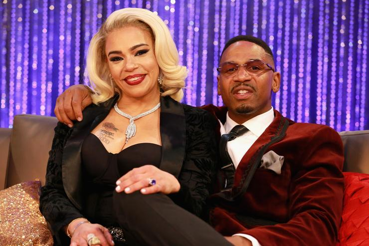 Stevie J Thinks The Notorious B I G Would Be Hy That He Married Faith Evans