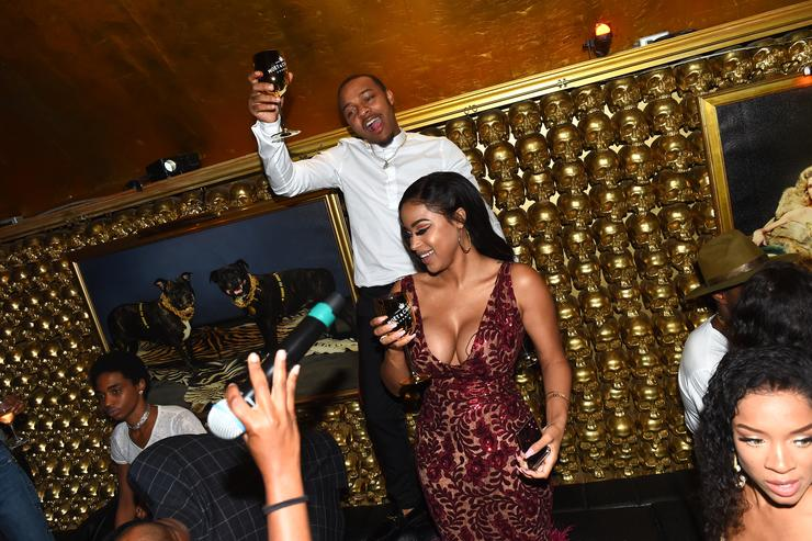 Shad Gregory Moss aka Bow Wow attends as Jermaine Dupri celebrates So So Def 25 and Songwriters Hall of Fame Induction at GoldBar Toasted by Moet & Chandon on June 14, 2018 in New York City
