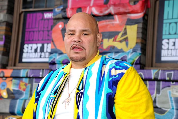 Fat Joe attends VH1 Hip Hop Honors: The 90s Game Changers at Paramount Studios on September 17, 2017 in Los Angeles, California.