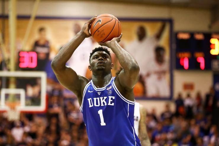 Duke has been a defensive nightmare for Gonzaga in three previous meetings