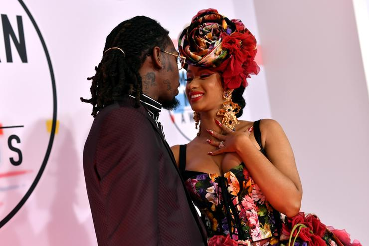 Cardi B Confirms Offset's Album Release Date With Raunchy Post