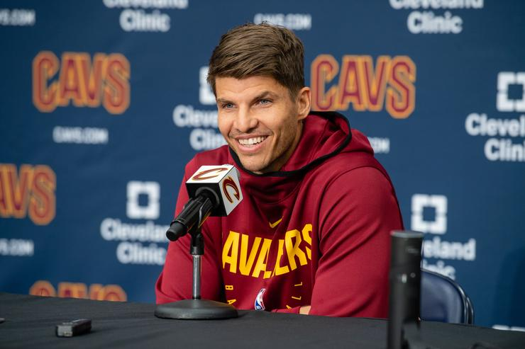 Kyle Korver Headed to Utah Jazz