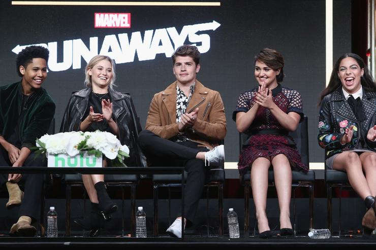 New Trailer For Runaways Season Two Hints at MCU Connection