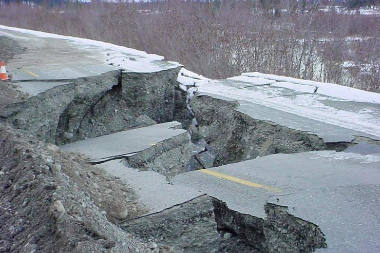 Trump declares Alaska state of emergency after 7.0 quake damages roads & infrastructure