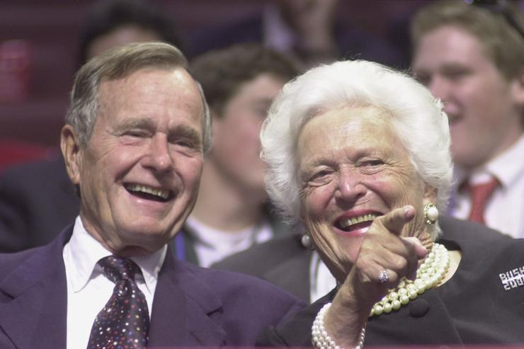 Former US President George Bush dies at age 94, family spokesman says