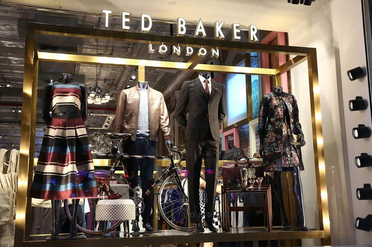 Ted Baker staff launch petition over 'forced hugging'