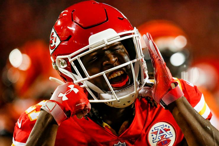Kareem Hunt removed from EA Sports' 'Madden NFL 19'