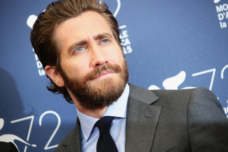 Jake Gyllenhaal attends the 'Everest' photocall during the 72nd Venice Film Festival on September 2, 2015 in Venice, Italy.