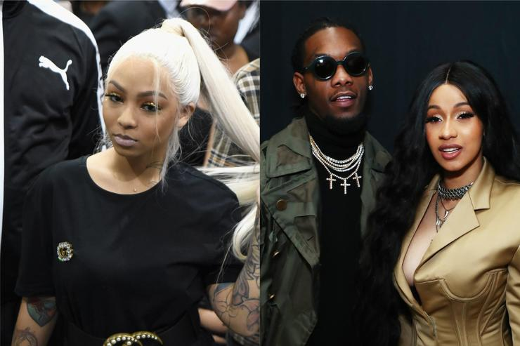 Cuban Doll Blasts Offset For His Role In Break-up With Cardi B