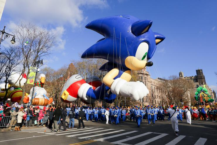 Paramount Pictures Reveals Sonic the Hedgehog Film's Poster