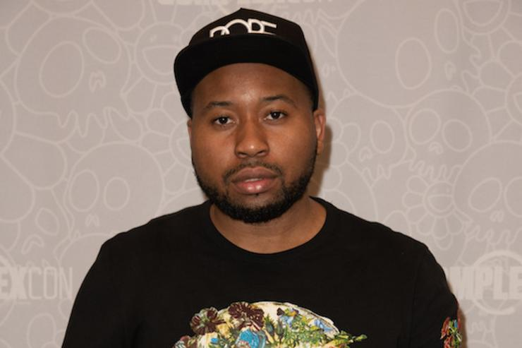 DJ Akademiks attends 2018 ComplexCon-Day 1 at Long Beach Convention Center on November 3, 2018 in Long Beach, California