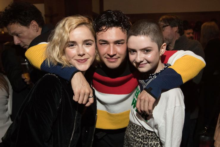 Chilling Adventures of Sabrina Renewed for 16 More Episodes