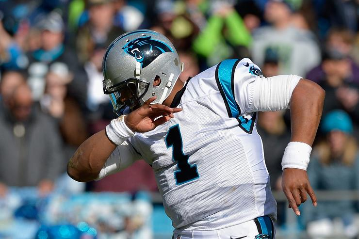 Panthers Aren't Ready To Shut Down Cam Newton
