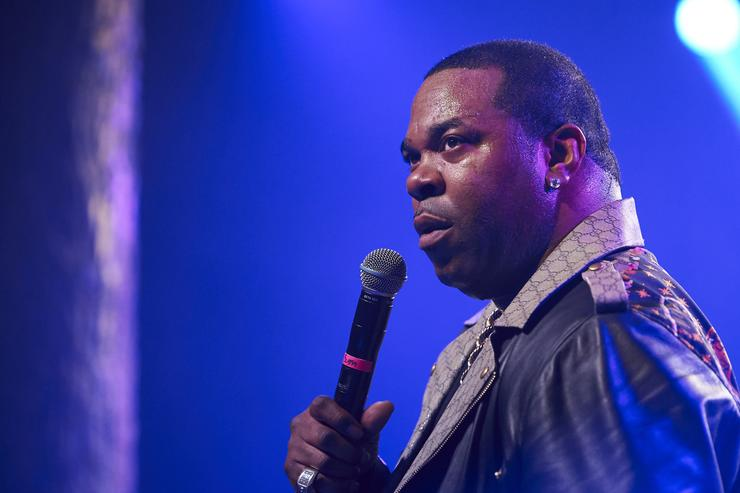 Busta Rhymes performs during the Spectrum Presents Busta Rhymes Powered By Pandora event at Trees on November 08, 2018 in Dallas, Texas