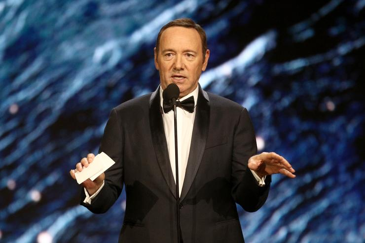 Kevin Spacey Criminally Charged With Sexually Assaulting Teen