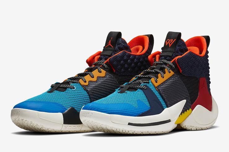 Russell Westbrook s Jordan Why Not Zer0.2 Gets Colorful First Release ce69eaeca