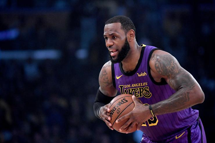 Lakers prepared for LeBron James to miss multiple games with groin strain