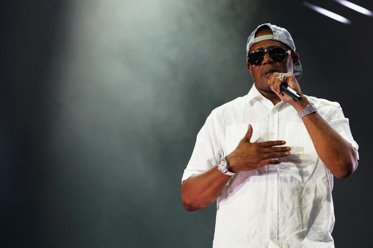 Master P performs onstage at the 2017 ESSENCE Festival Presented By Coca Cola at the Mercedes-Benz Superdome on July 2, 2017 in New Orleans, Louisiana