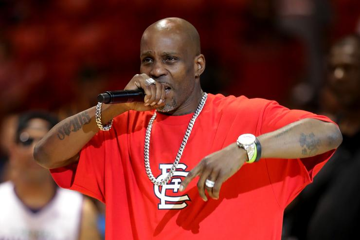 DMX Receives 2019 Jail Release Date