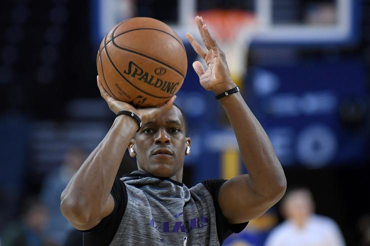 Lakers' Rajon Rondo out 4-5 weeks after finger surgery