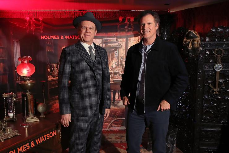 'Holmes & Watson' Scores Its First Positive Reviews on Rotten Tomatoes