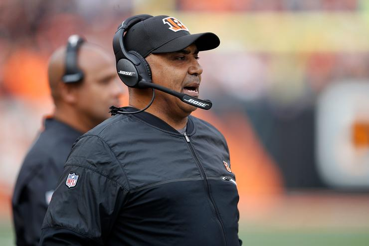 Bengals fire Marvin Lewis after 16 years as head coach