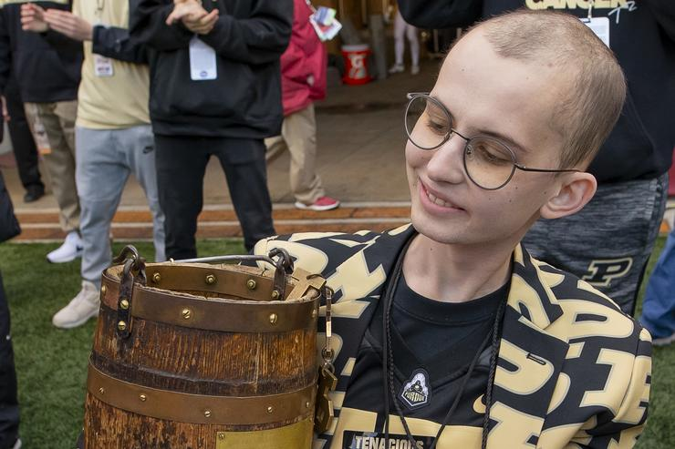 Purdue Superfan Tyler Trent Passes Away at 20