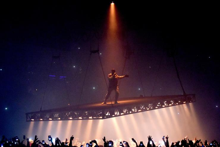 Kanye West Drops Out Of Coachella 2019!