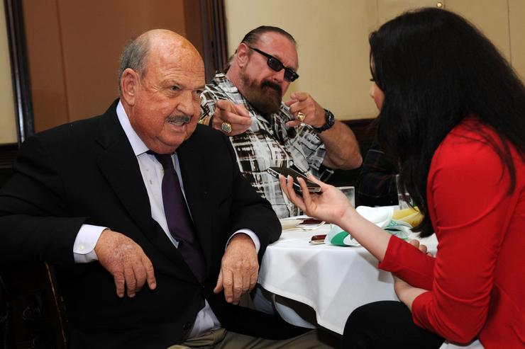 Best 'Mean' Gene Okerlund Moments