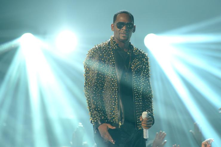 Disturbing R. Kelly docuseries shows relationship with Aaliyah in a new light