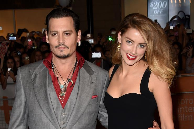 Amber Heard Reveals Johnny Depp's Nickname For His