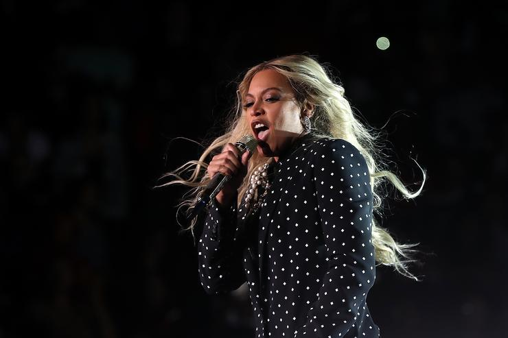 Beyoncé's Production Company Sued Over Website Accessibility